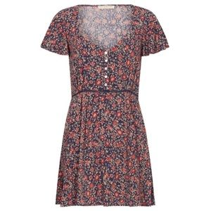 Spell & The Gypsy Collective Dresses - 🌿 Spell Jasmine 90's Mini Dress Size L NWT